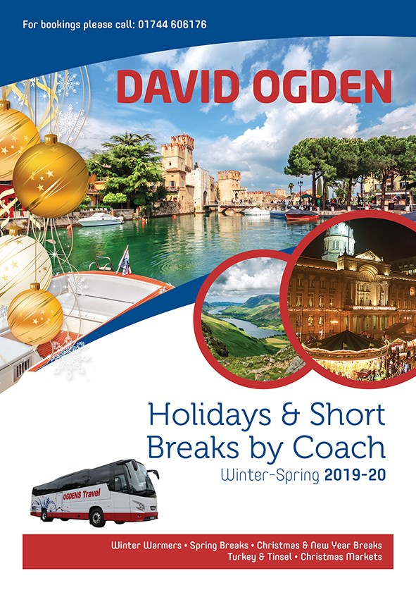 Holidays by Coach, Short Breaks By Coach, Coach Hire - UK