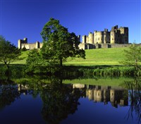 Northumberland & North East - Alnwick Castle & Gdn