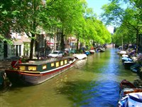 Highlights of Holland inc. Steam Train & Amsterdam