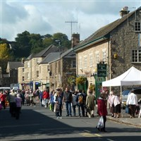 Bakewell Market, Peak District & Cream Tea Cruise