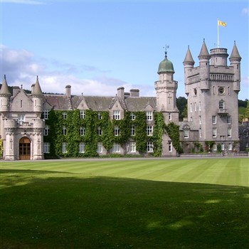 Whisky & Castle Trails inc. Balmoral Castle