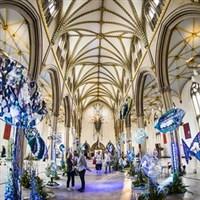 Blackburn Market & Cathedral Flower Show