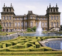 Blenheim Flower Show, Royal Gardens & River Cruise