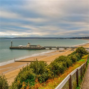 Bournemouth Swanage Rail & Poole Cruise