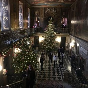 Lincoln Christmas Market & Chatsworth at Christmas