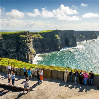 Exploring Ireland - From Coast to Coast
