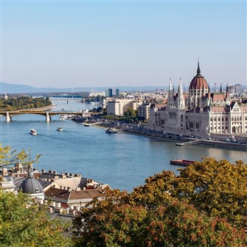 Danube River Cruise & the Rhine Valley