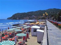 Autumn Sunshine on the Italian Riviera