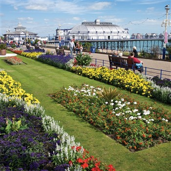 Eastbourne, South Downs & Historic Towns