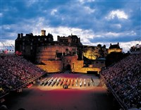 Royal Edinburgh Military Tattoo - 3 Day Break