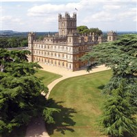 Downton Abbey, Henley on Thames & Royal Windsor