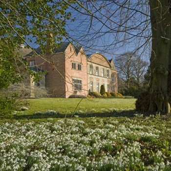 Hopton Hall Snowdrop Trail & Lincoln