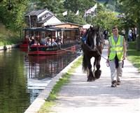 Llangollen, Horsedrawn Canal Boat & Chester