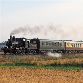 Castles & Steam Trains in Delightful Kent