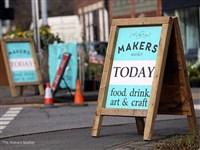 Knutsford Makers Market & High Lea Garden Centre