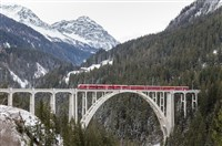 Austrian Winter Wonderland & Swiss Snow Train
