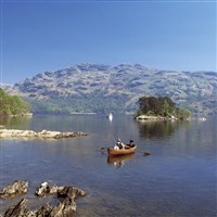 Borders Railway, Loch Cruise & Castle Stay