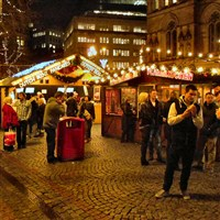 Manchester Christmas Market & The Trafford Centre