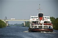 Manchester Ship Canal Cruise - Day Excursion