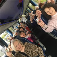 Mothers Day Special - Harrogate & Lunch Cruise