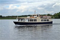 MMMelton Mowbray & Rutland Water Cruise