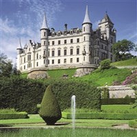 Scotlands Blooming Castles & Gardens
