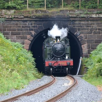 Border Towns, Steam Railway & Living Museum