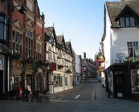 Shrewsbury Market & Ludlow - Day Excursion