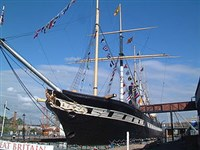 Tall Ships at Gloucester & SS Great Britain