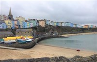 Tenby - Belgrave Hotel - 6 Day Holiday - HPU