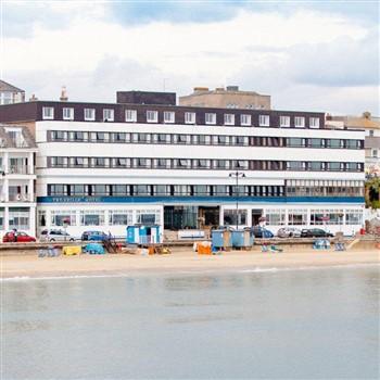 Isle of Wight - The Diamond Isle - Trouville Hotel