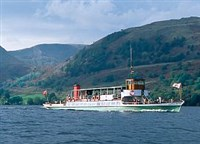 Lake District - Ullswater Steamer & Keswick