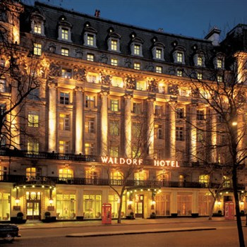 Wake up At The Waldorf - London - Home Pick Ups