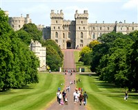 Royal Singles inc. Windsor Castle & Hampton Court