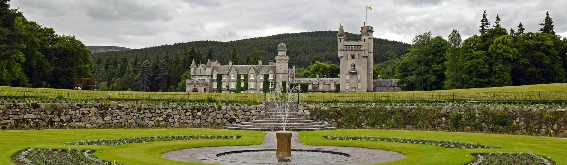Whisky & Castle Trails inc. Balmoral Castle