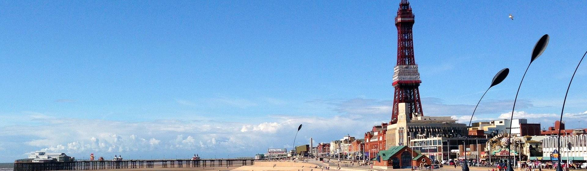 Blackpool - A British Seaside Favouritte
