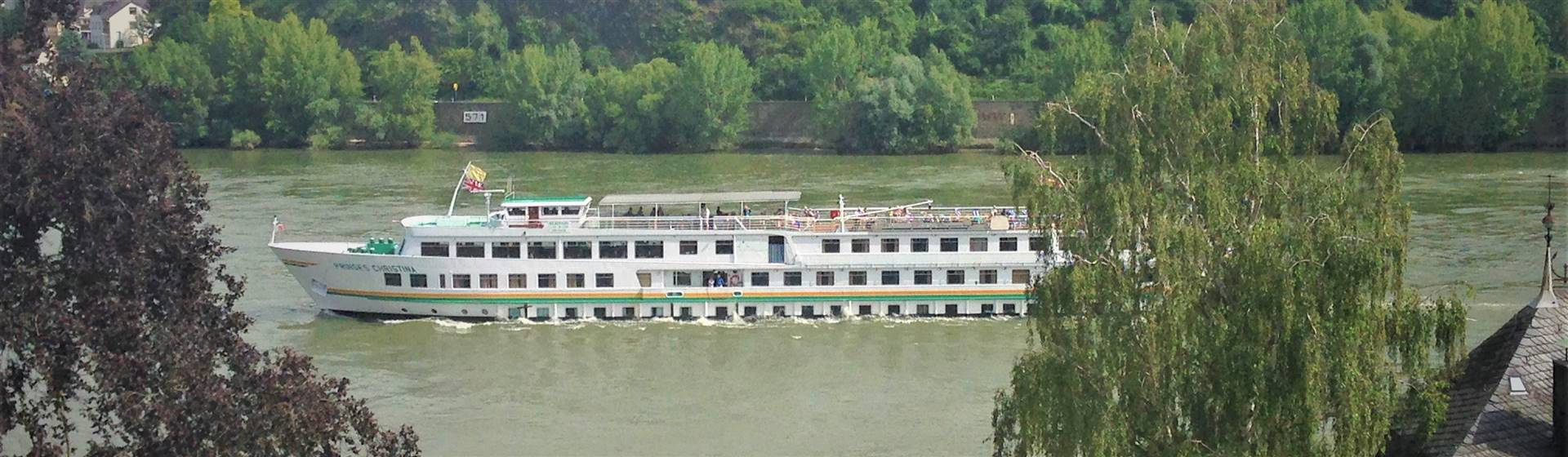 Romantic Rhine & Majestic Moselle River Cruise