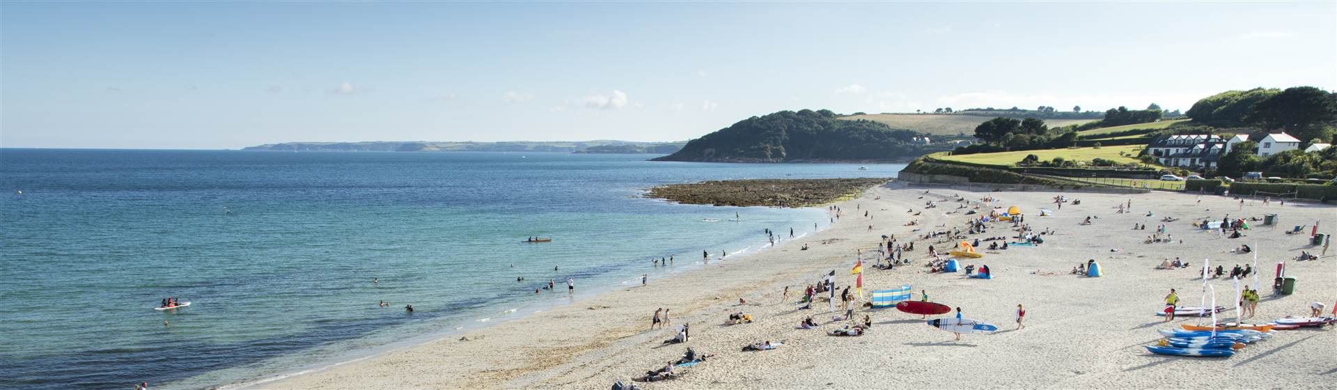 Gyllyngvase Beach Falmouth - Matt Jessop