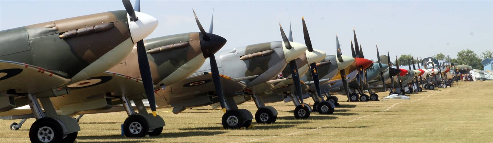 Flying Legends Air Show & Bletchley Park