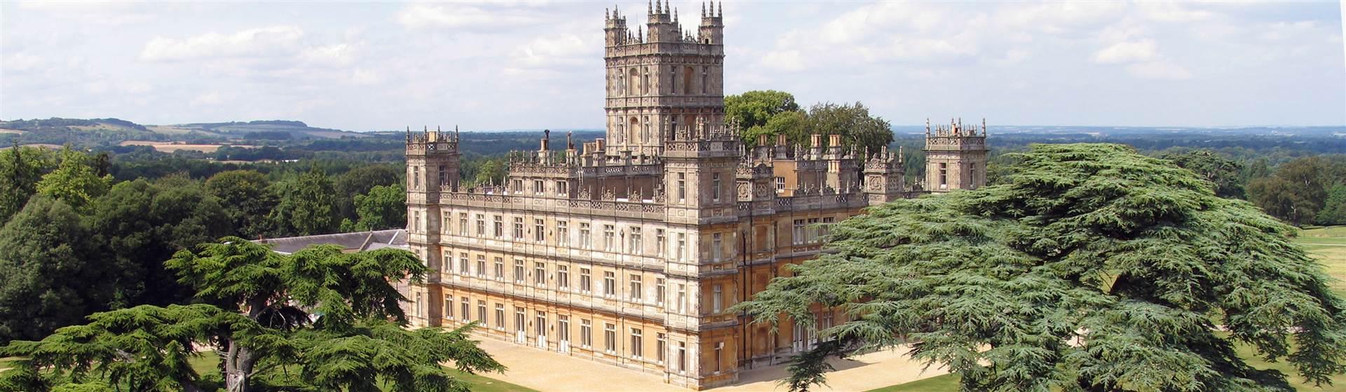 Downton Abbey, Oxford & Windsor