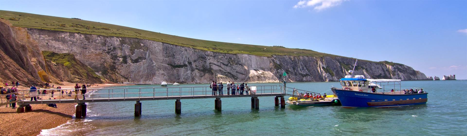Alum Bay & The Needles - visitisleofwight.co.uk