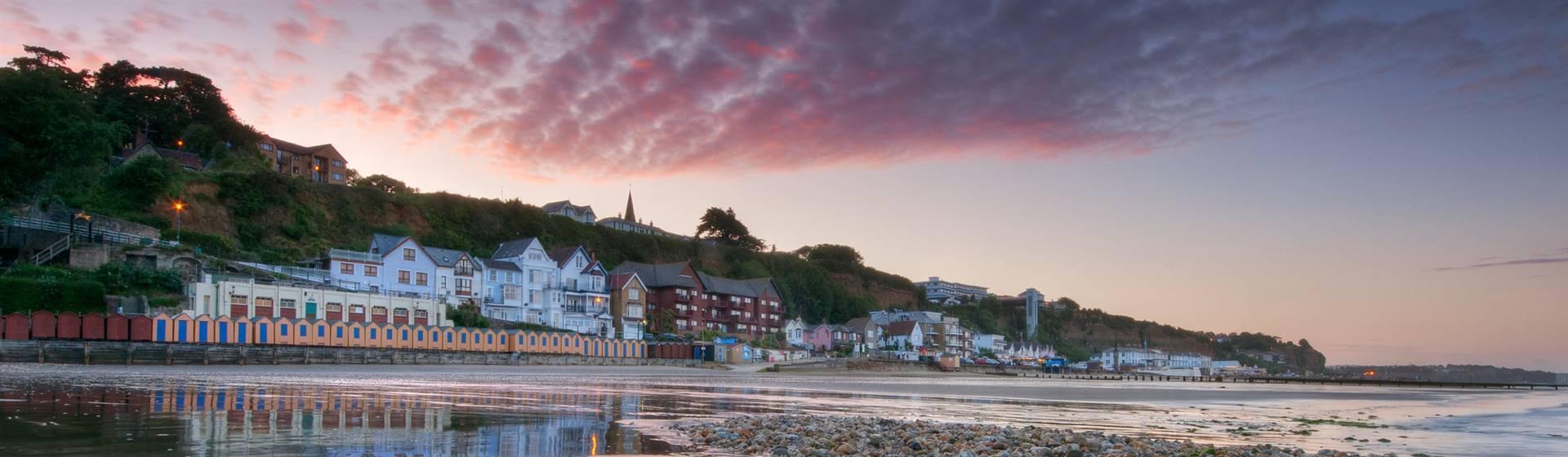 Isle of Wight - Daishs Hotel Shanklin - HPU