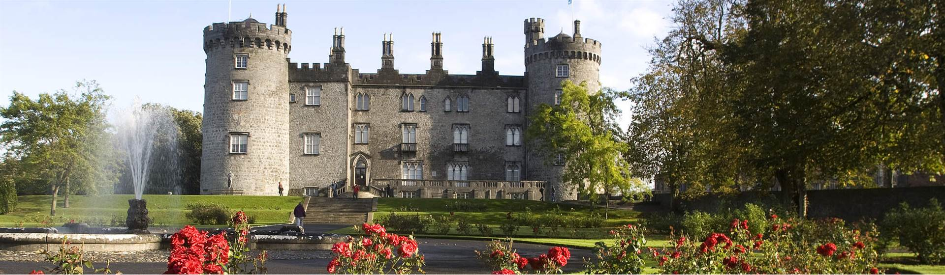 Killkenny Castle - Failte Ireland
