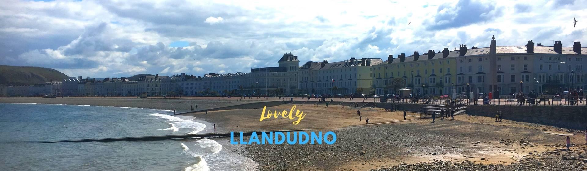Lovely Llandudno
