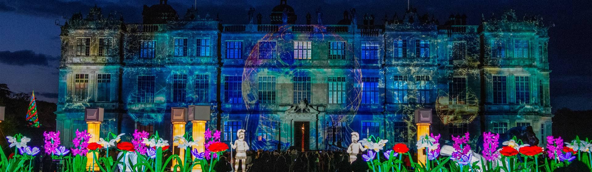 Bath & Bristol Mkts & Longleat Festival of Light