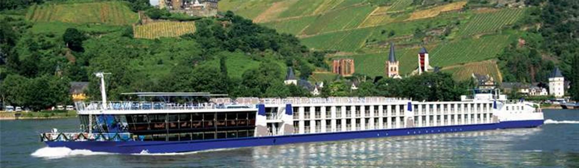 Danube River Cruise & Prague with Joan & David