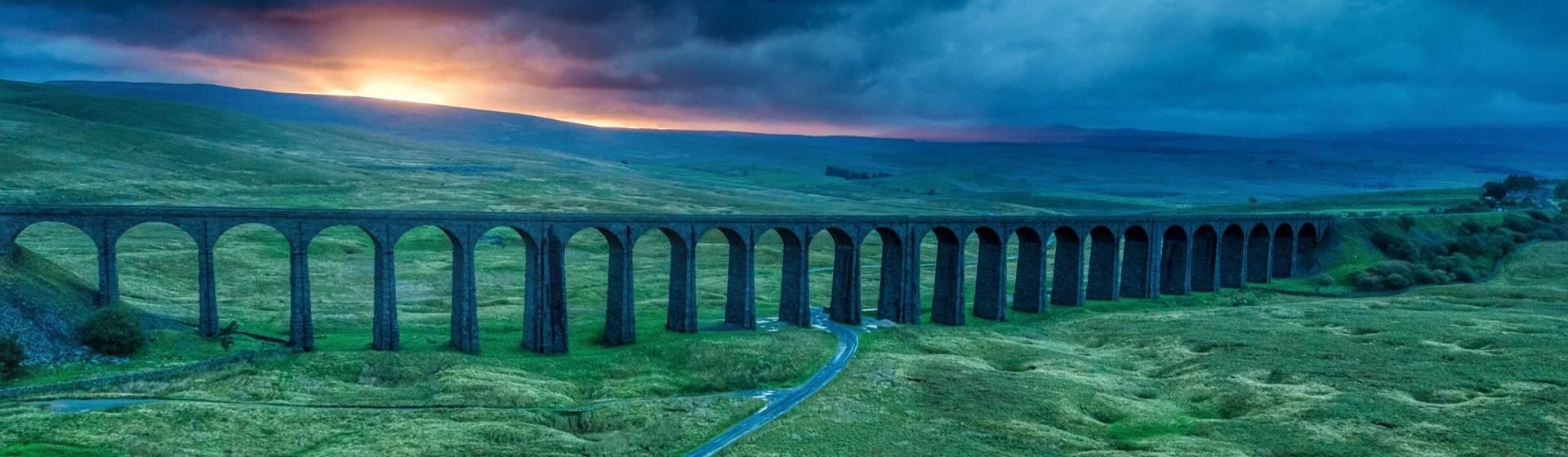 Carlisle - Settle Railway & the Lake District
