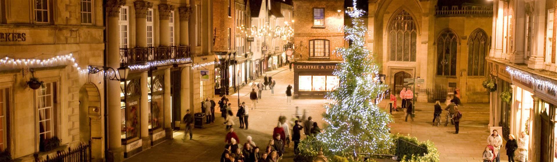 Harrogate & York At Christmas - Sunday Special