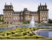 Stratford, The Cotswolds & Blenheim Palace