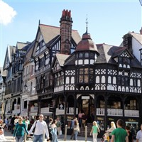 Chester Shopping & Sightseeing